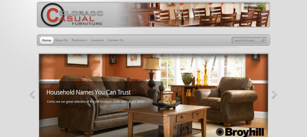 Colorado Furniture Company